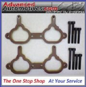 Subaru Impreza RA WRX V1-V2 10mm Thermal Inlet Manifold Spacers and Bolts